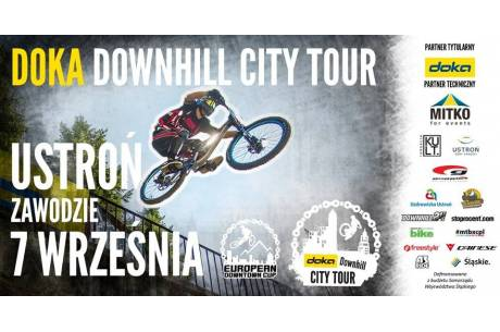 Doka Downhill City Tour - Ustroń