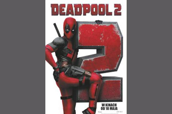 Deadpool 2 - napisy (komedia / film akcji / science - fiction )